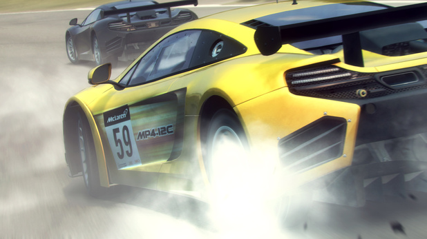 &#39;GRID 2&#39; pre-order content screenshot