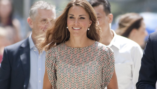 Miss Mode: Catherine, Duchess of Cambridge aka Kate Middleton and Prince William, Duke of Cambridge visit the Queenstown Community cultural event during their tour of Singapore,South-East Asia, representing the Queen as part of the Diamond Jubilee Year Singapore - 12.09.12 **Available for publication in the UK & USA only. Not for publication in the rest of the world** Credit: WENN.com