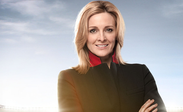 The Six Nations 2013: Gabby Logan