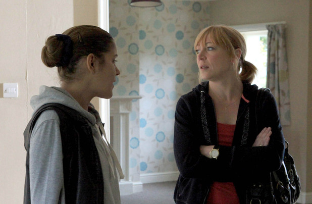 6474: Ali is shocked when Rachel reveals she has feelings for Sam