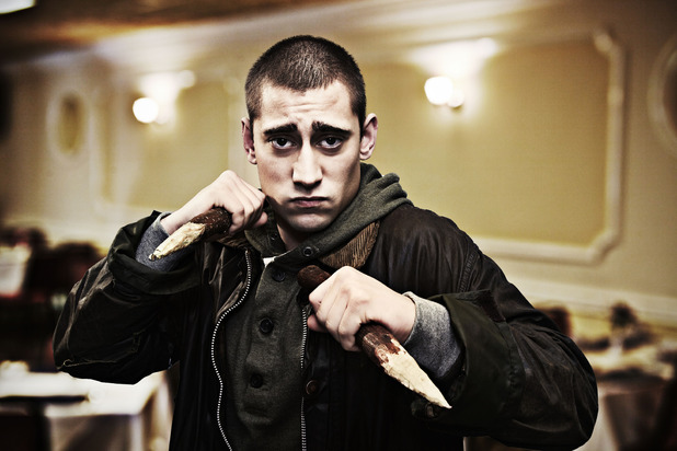 Tom (Michael Socha)