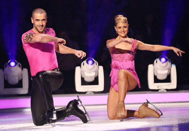 Dancing on Ice: Shayne Ward and Maria Filippov
