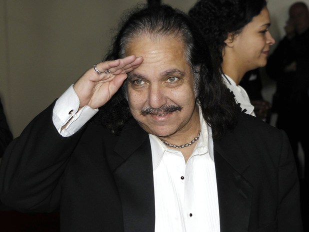 Ron Jeremy arrives at the 63rd annual DGA Awards on Saturday Jan. 29, 2011, in Los Angeles. 