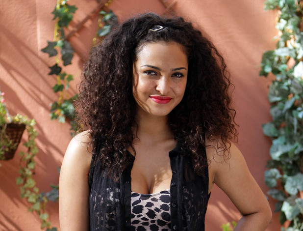Anna Shaffer as Ruby Button in Hollyoaks