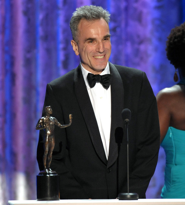 Daniel Day-Lewis, SAG Awards 2013
