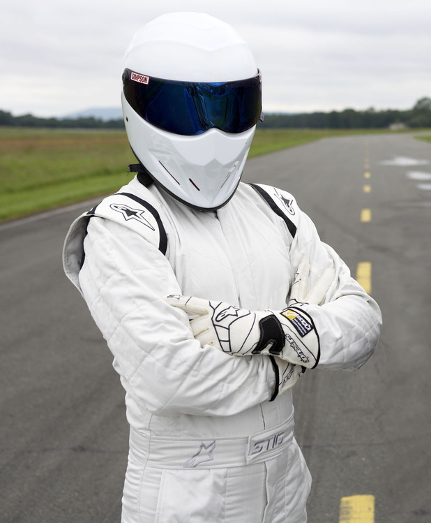 Top Gear 2013: The Stig