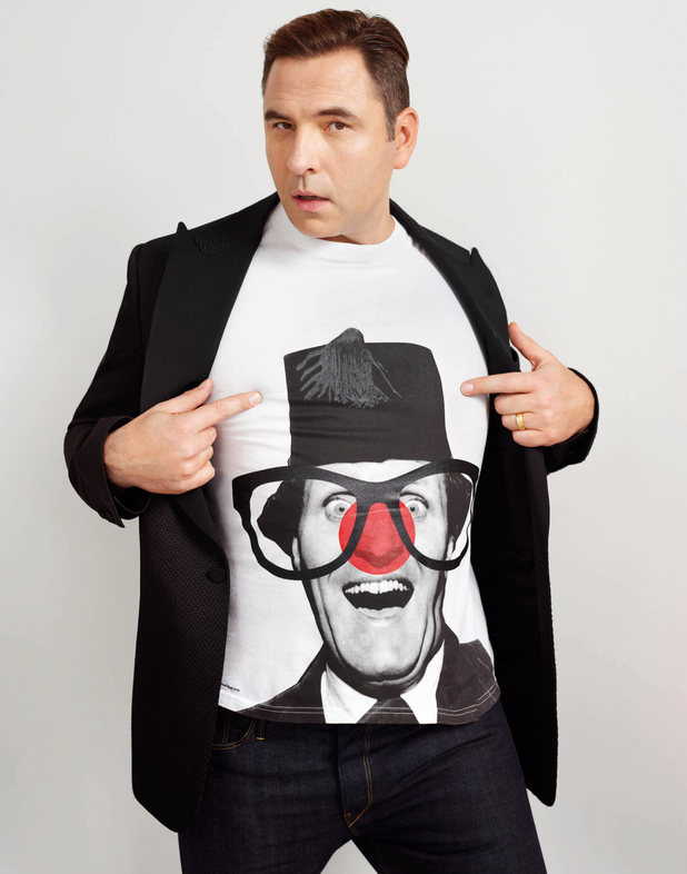 Comic Relief: David Walliams