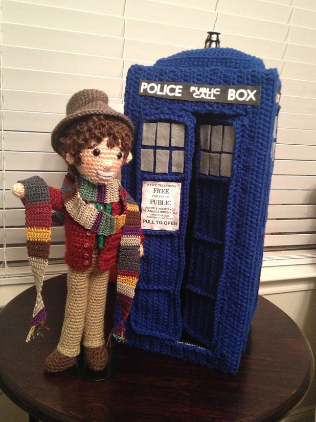 'Doctor Who': Tom Baker's Fourth Doctor