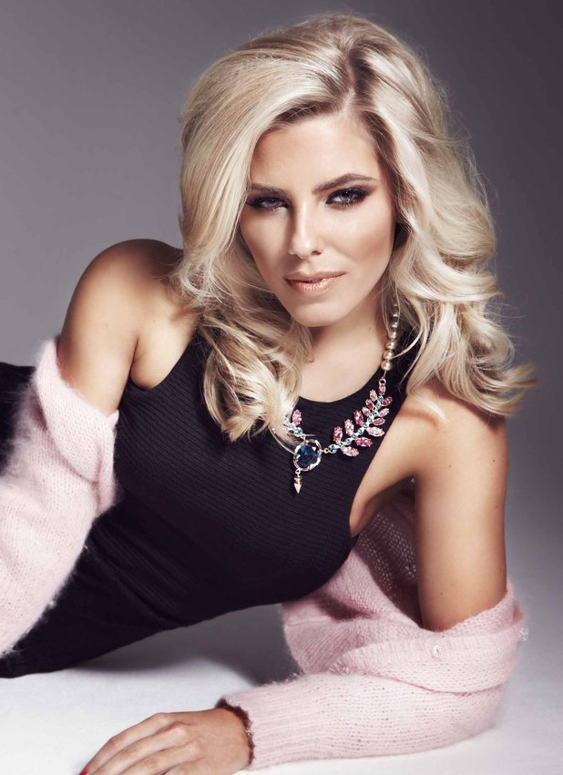 Mollie King photoshoot for Cosmopolitan