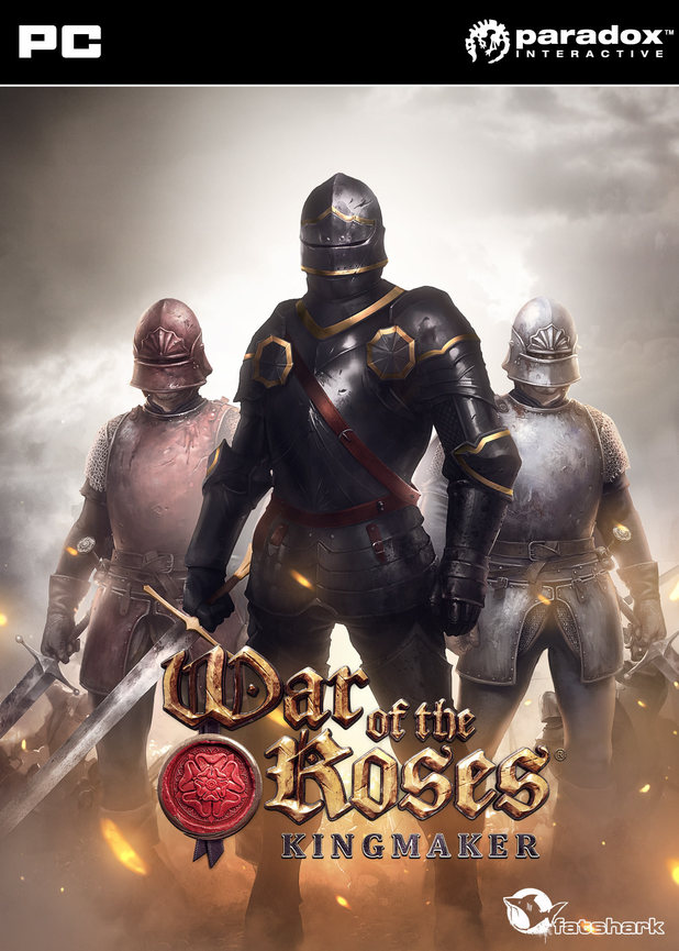 'War of the Roses: Kingmaker' pack shot