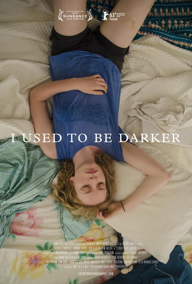 'I Used To Be Darker' poster