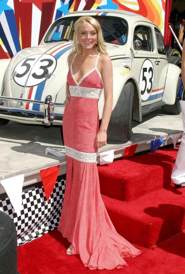 Lindsay Lohan, Herbie Fully Loaded