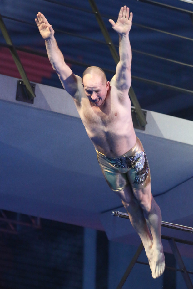 Splash Live Final: Eddies dives.