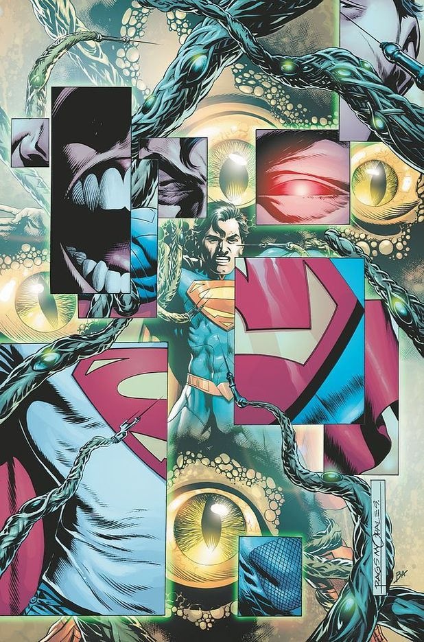 Action Comics #18 revised Grant Morrison final issue