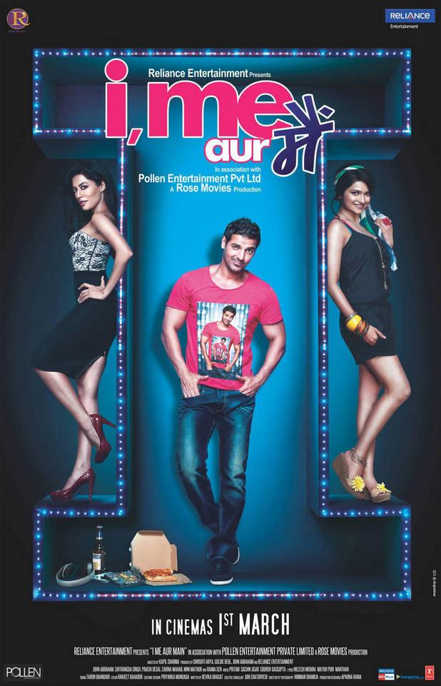 'I, Me Aur Main' poster
