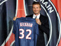 Beckham PSG move is a 'media stunt'
