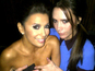 Victoria Beckham fixes Longoria's dress