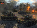 Wargaming CEO Victor Kislyi announces a console version of the game at E3.