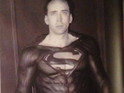 Images of the actor from Tim Burton's Superman Lives appear online.