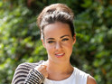 Stephanie Davis chats about Ste being the father of Sinead's baby.