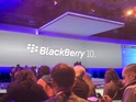 The company unveils two new devices, the Blackberry Z10 and BlackBerry Q10.