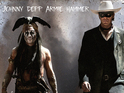 Johnny Depp and Armie Hammer front new Lone Ranger artwork.