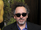 Tim Burton ended up in A&E in Blackpool after injuring himself on set