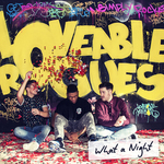 Loveable Rogues 'What A Night' artwork