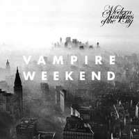 Vampire Weekend 'Modern Vampires of the City' album artwork.