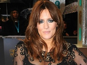 Caroline Flack arriving for the 2013 British Academy Film Awards at the Royal Opera House, Bow Street, London.