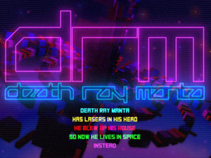 'The DRM Death Ray Manta' screenshot