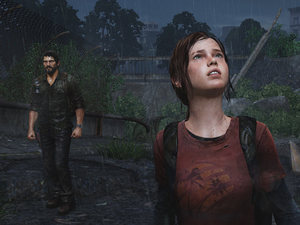 The latest screenshots of &#39;The Last of Us&#39;