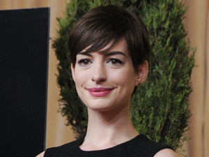 Anne Hathaway - 85th Academy Awards nominees luncheon