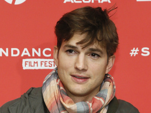 Ashton Kutcher at the 2013 Sundance Film Festival