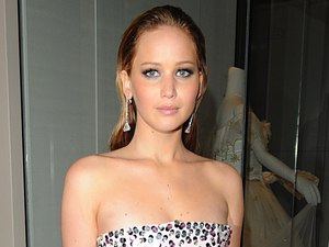 BAFTA 2013: Jennifer Lawrence
