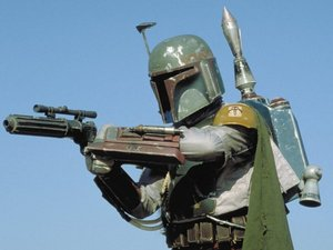 Boba Fett in Star Wars