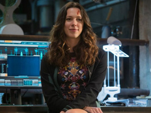 Rebecca Hall in 'Iron Man 3'