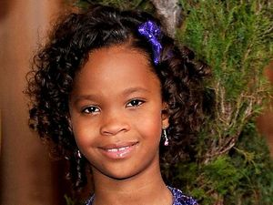 Quvenzhané Wallis - 85th Academy Awards nominees luncheon