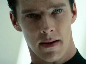 Star Trek Into Darkness, Benedict Cumberbatch