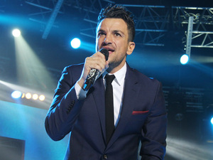 Peter Andre and his girlfriend have jetted off to Malta to attend the 2013 Malta Music Awards. Andre and Emily visited the tourist attractions and also took time to visit sick children at a local hospital, where they were welcomed by children and the staff. Andre was also presented with the Valletta Cultural Ambassador Award by the Mayor of Valletta. Featuring: Peter Andre Where: Valletta, Malta When: 03 Feb 2013 Credit: WENN.com