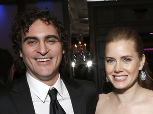 Joaquin Phoenix, Amy Adams