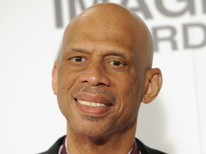 Kareem Abdul-Jabbar, NAACP Image Awards 2013
