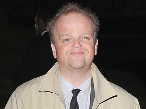 Toby Jones at the 2013 London Evening Standard British Film Awards at the London Film Museum, County Hall, South Bank, London.