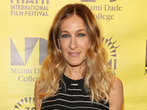 Sarah Jessica Parker celebrates the Miami International Film Festival.