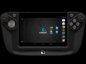 Wikipad 7-inch gaming tablet
