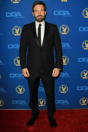 65th Annual Directors Guild Of America Awards (DAG) at Ray Dolby Ballroom - Arrivals Featuring: Ben Affleck Where: Los Angeles, California, United States When: 02 Feb 2013