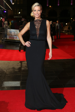 Run for your wife UK film premiere held at the Odeon Leicester Square - Arrivals Featuring: Denise van Outen