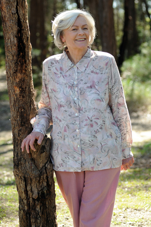 Fiona Spence as Celia Stewart in Home and Away