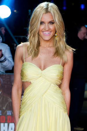 A Good Day To Die Hard UK premiere: Ashley Roberts
