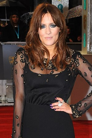 BAFTA 2013: Caroline Flack